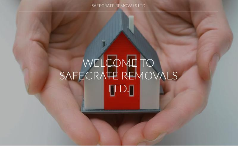 Safecrate Removals Ltd logo