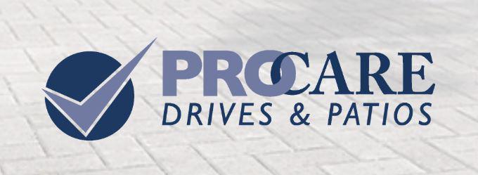 Pro Care Drives & Patios logo