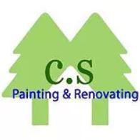 C.S Painting & Renovating logo