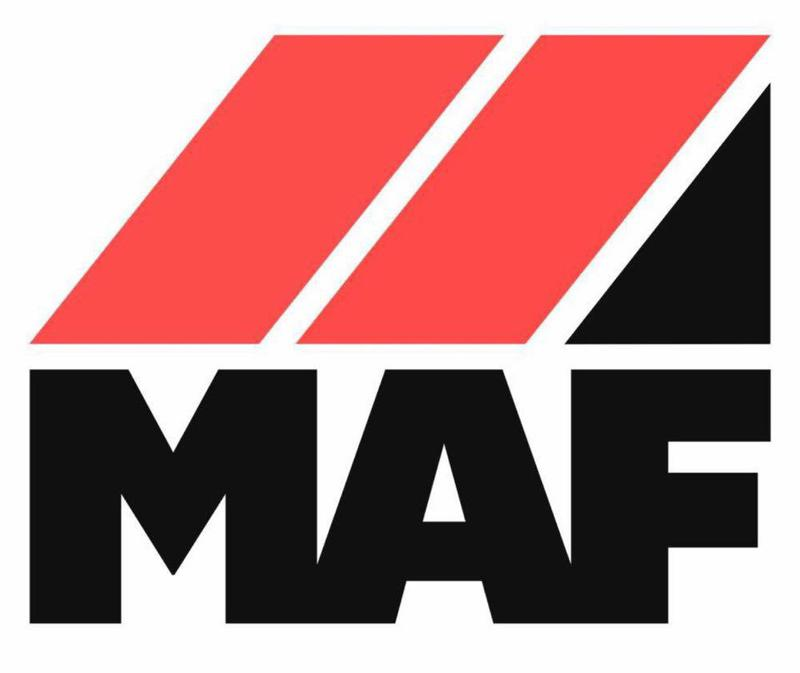 MAF Design and Build logo
