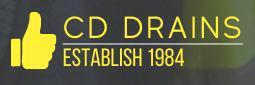 CD Drains logo