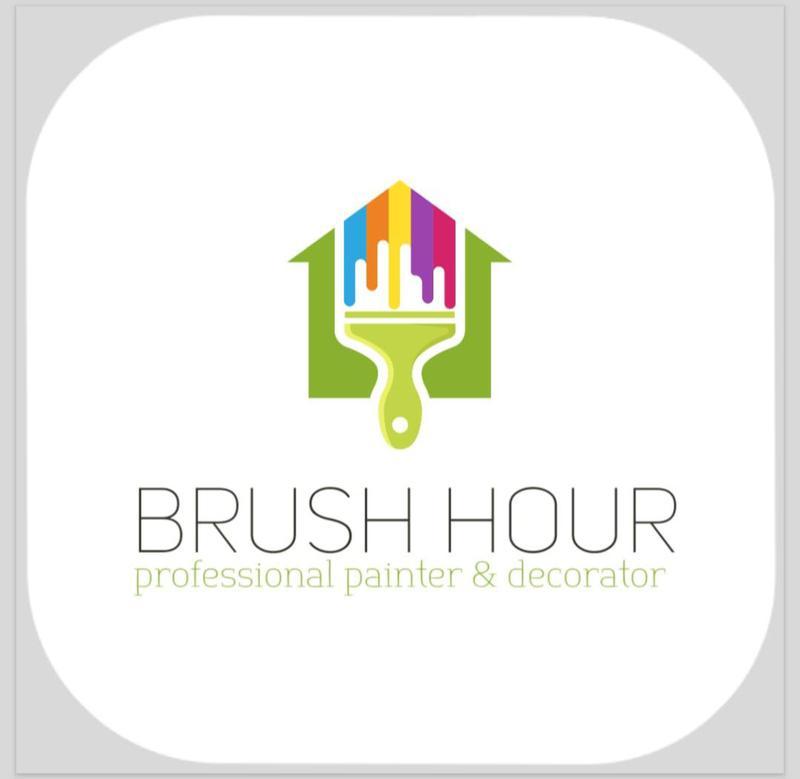 Brush Hour logo