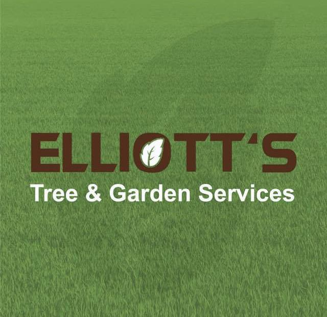 Elliotts Tree & Garden Services logo