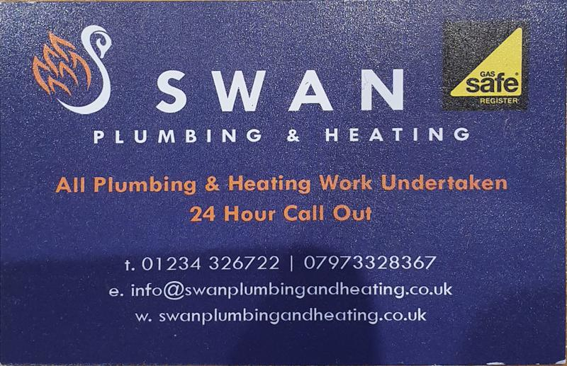 Swan Plumbing & Heating logo