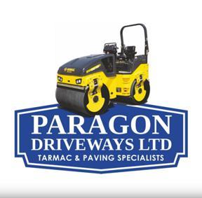 Paragon Driveways logo