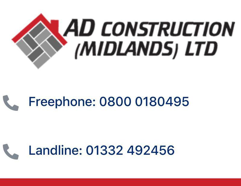 AD Construction Midlands Ltd logo