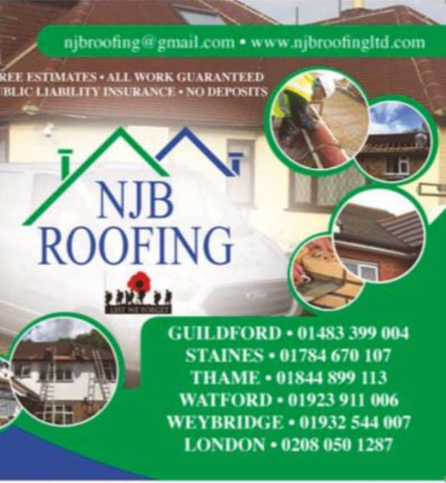 NJB Roofing & Building Ltd logo