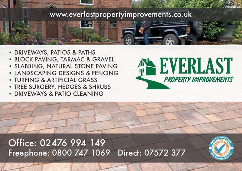Everlast Property Improvements logo