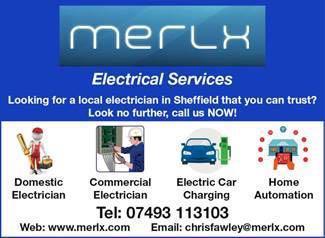 Merlx Electrical logo