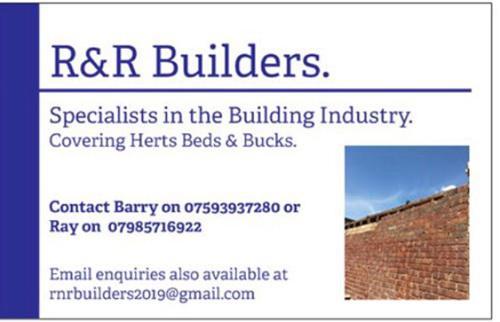 R&R Builders logo