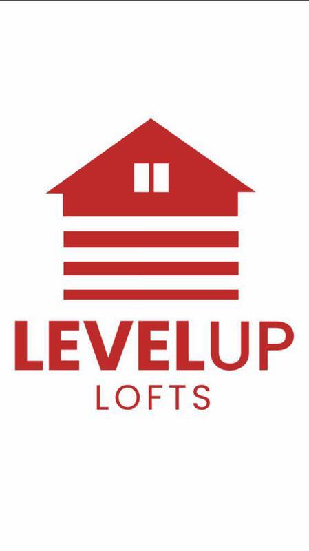 Level Up Lofts logo