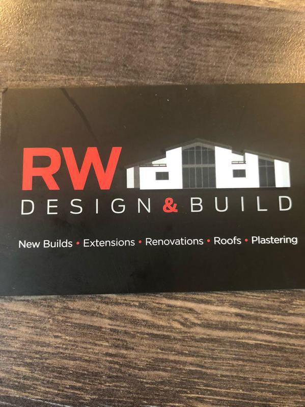 RW Design & Build logo