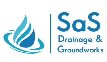 SAS Drainage and Groundworks Ltd logo