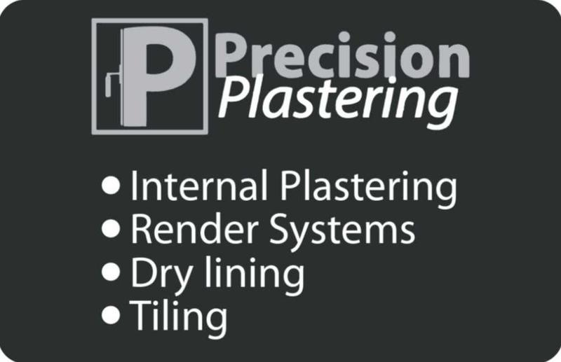 Precision Plastering logo
