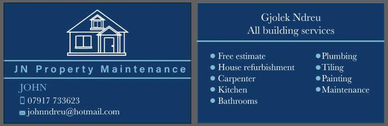 JN Property Maintenance logo