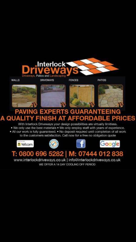 Interlock Driveways logo