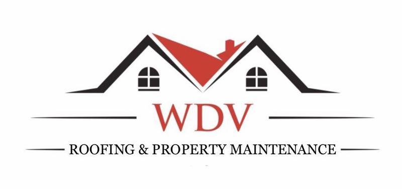 WDV Roofing & Property Maintenance logo