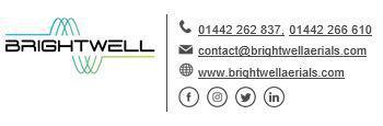 Brightwell Aerials Ltd logo
