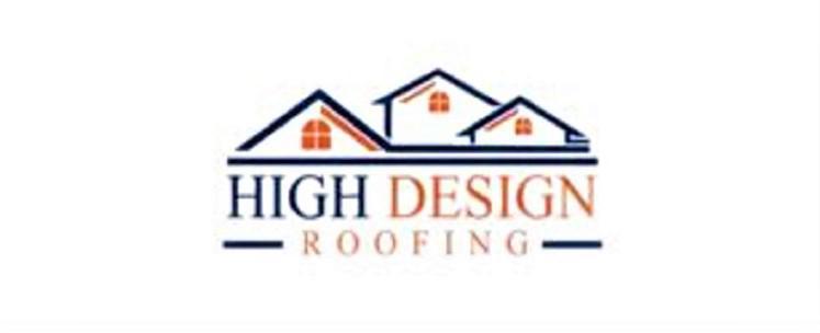 High Design Roofing logo