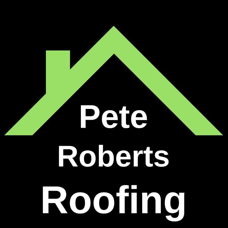 Pete Roberts Roofing logo