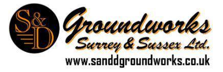 S&D Groundworks Surrey & Sussex Ltd logo