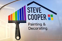 Steve Cooper Painting & Decorating logo