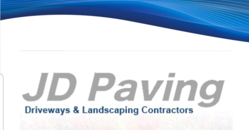 JD Paving logo