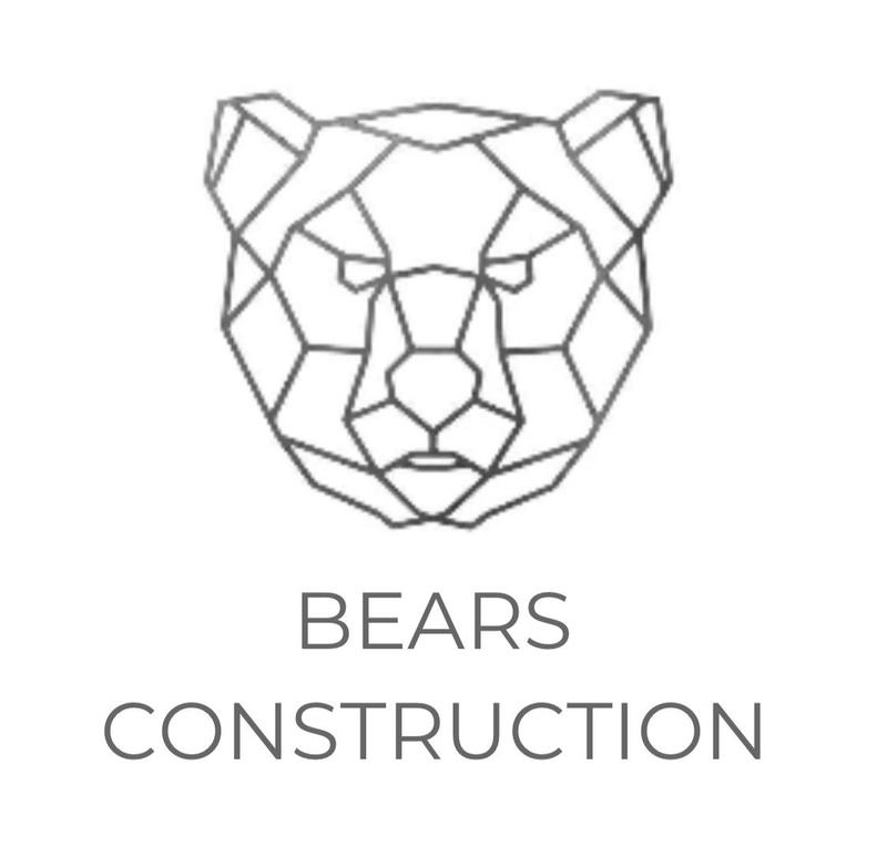 Bears Construction logo