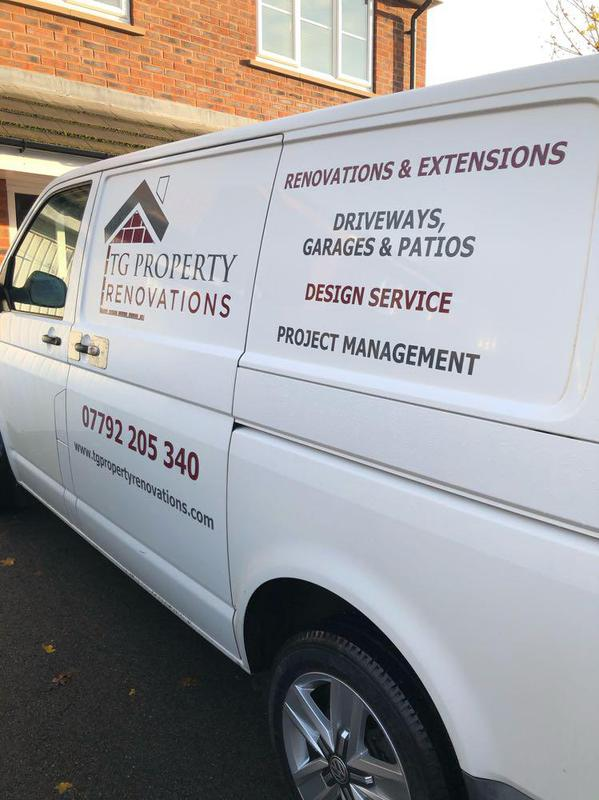 TG Property Renovations Ltd logo