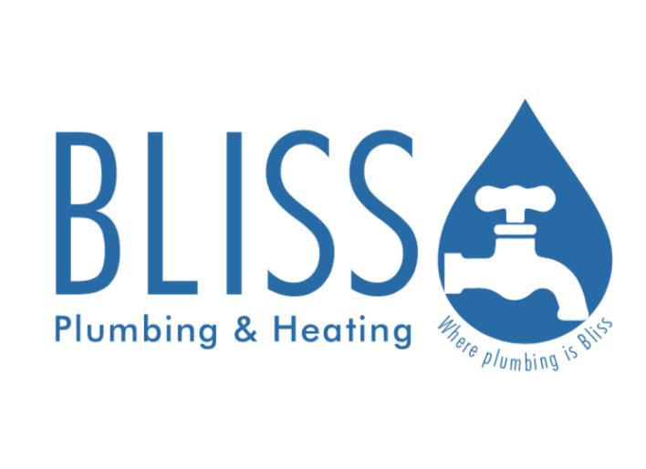 Bliss plumbing & Heating logo