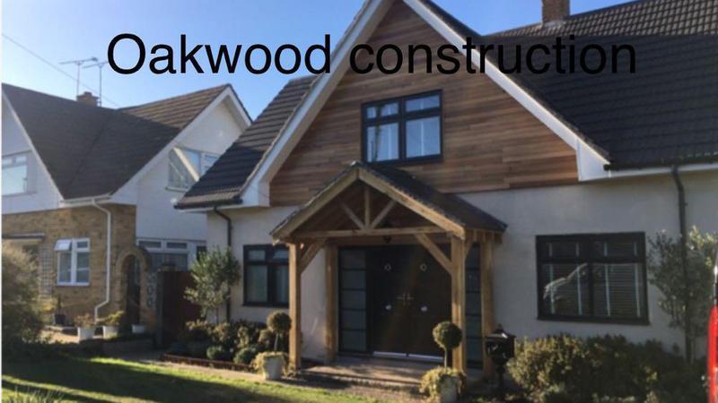 Oakwood Construction logo