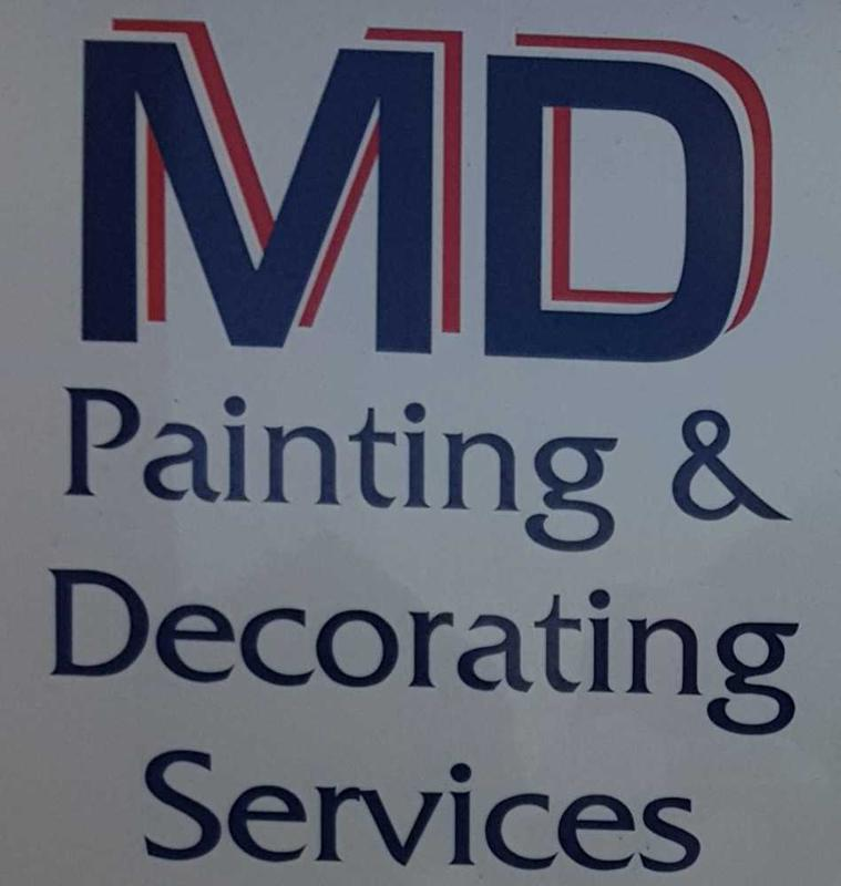 MD Painting & Decorating Services Ltd logo