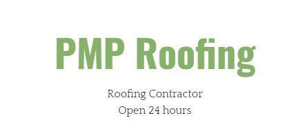 PMP Roofing logo