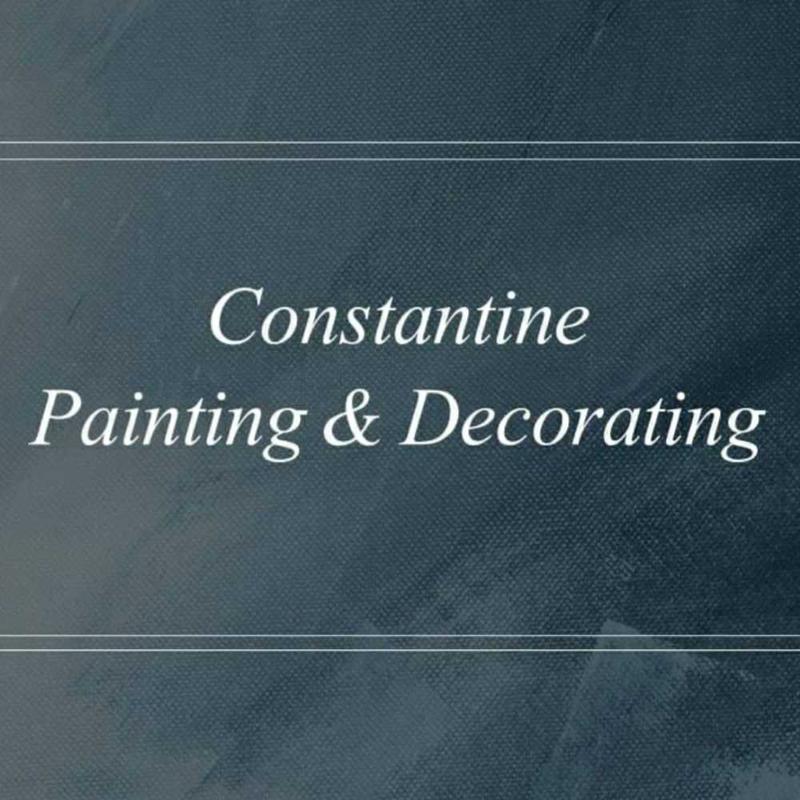 Constantine Painting & Decorating logo
