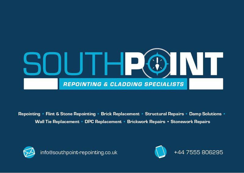 Southpoint Repointing & Wall Tie Specialists logo