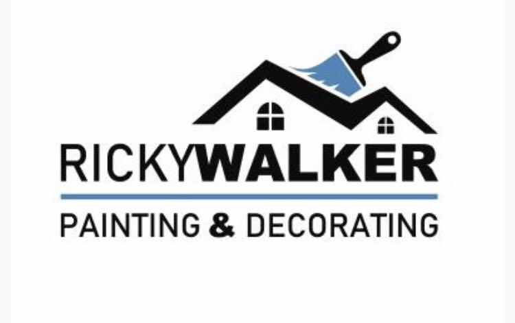 Ricky Walker Painting & Decorating logo