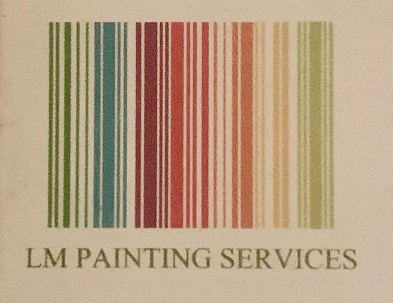 LM Painting Services logo