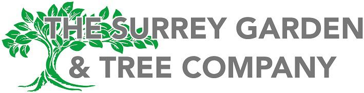 The Surrey Garden & Tree Company logo