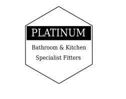 Platinum Bathrooms and Kitchens logo