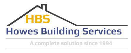 Howes Building Services logo