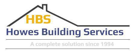 Howes Building Services logo