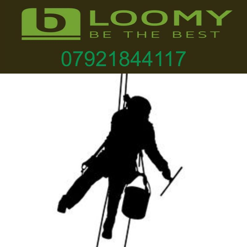 Bloomy Be The Best logo