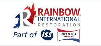 GC&KJ Services Ltd T/A Rainbow International logo
