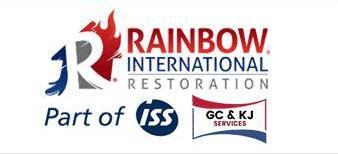 GC&KJ Services Ltd T/A Rainbow International logo