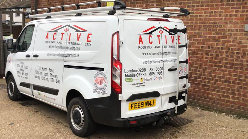 Active Roofing & Guttering Ltd logo
