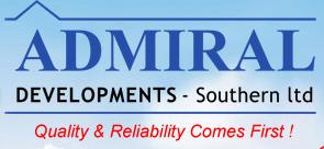 Admiral Roofing logo