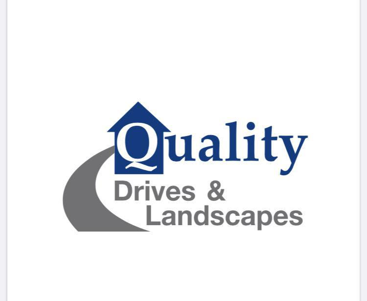 Quality Drives & Landscapes logo