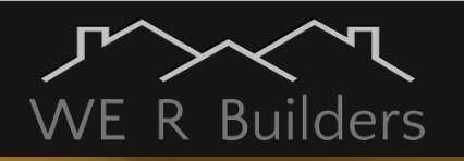 WE R Builders Ltd logo