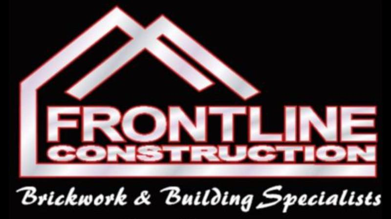 Frontline Construction logo