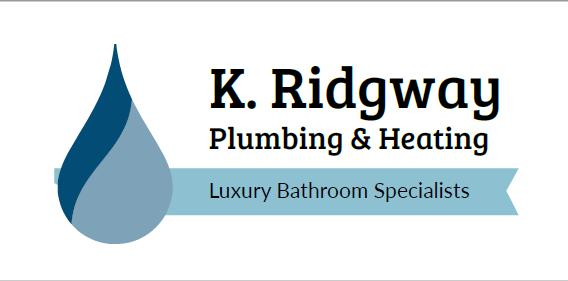 K Ridgway Plumbing & Heating logo